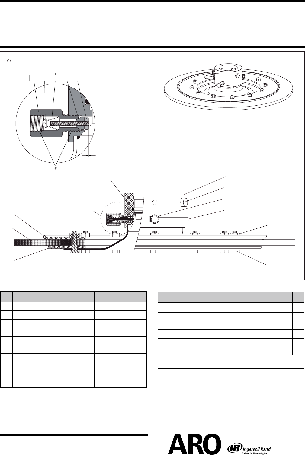 Ingersoll-Rand 651840-1-GL Biscuit Joiner User Manual
