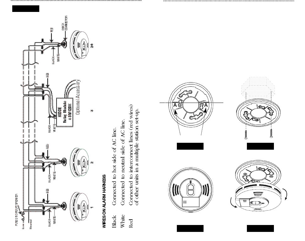 page 6 of kidde smoke alarm 1276ca user guide