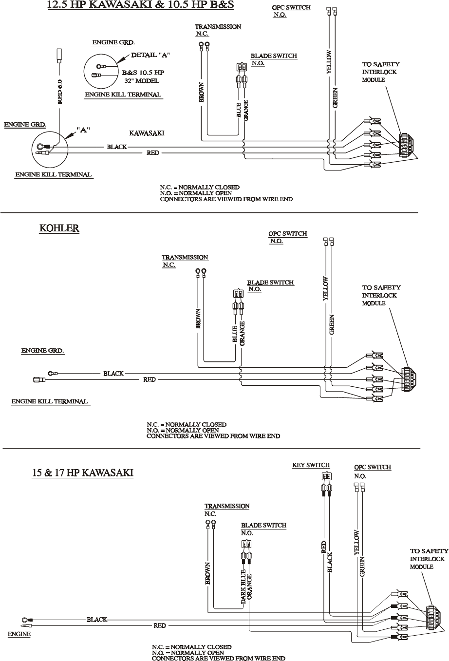 fa869892 6c99 4c24 afcd a612459af1d0 bg27 page 39 of exmark lawn mower metro user guide manualsonline com exmark wiring diagram at bayanpartner.co