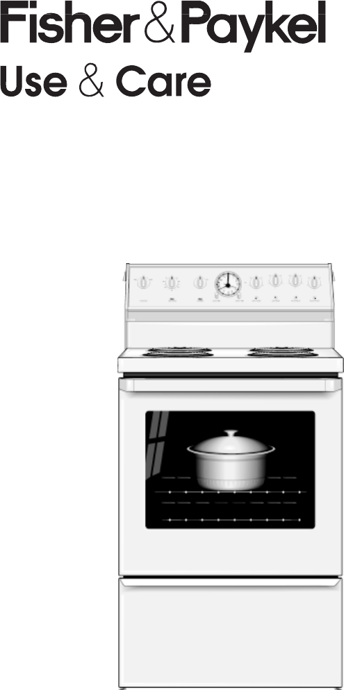 fisher paykel range ra535 series user guide manualsonline com rh kitchen manualsonline com fisher paykel multifunction oven instruction manual fisher paykel wall oven user manual