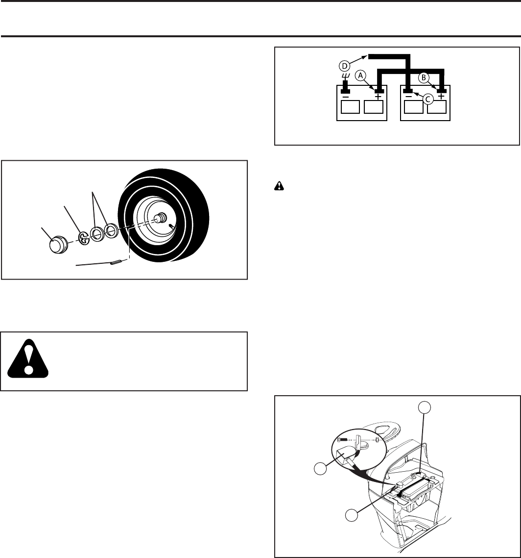page 22 of husqvarna lawn mower yth2348 user guide. Black Bedroom Furniture Sets. Home Design Ideas