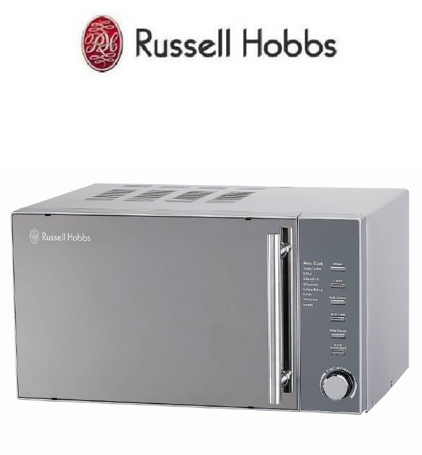 russell hobbs microwave oven rhm2017 user guide. Black Bedroom Furniture Sets. Home Design Ideas