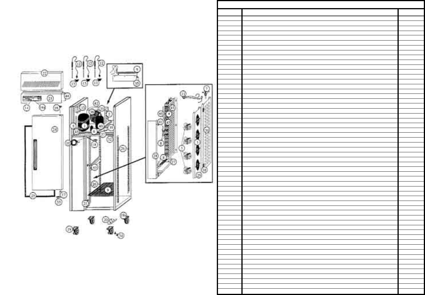 Victory Vbc 100 Wiring Diagram Schematic Diagrams Refrigeration Page 19 Of Refrigerator User Guide