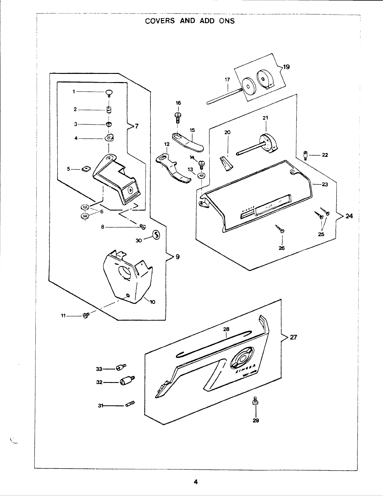 singer 1411 sewing machine