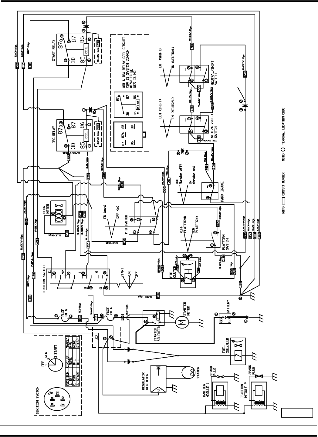 Page 64 Of Great Dane Lawn Mower Gskh1848s User Guide