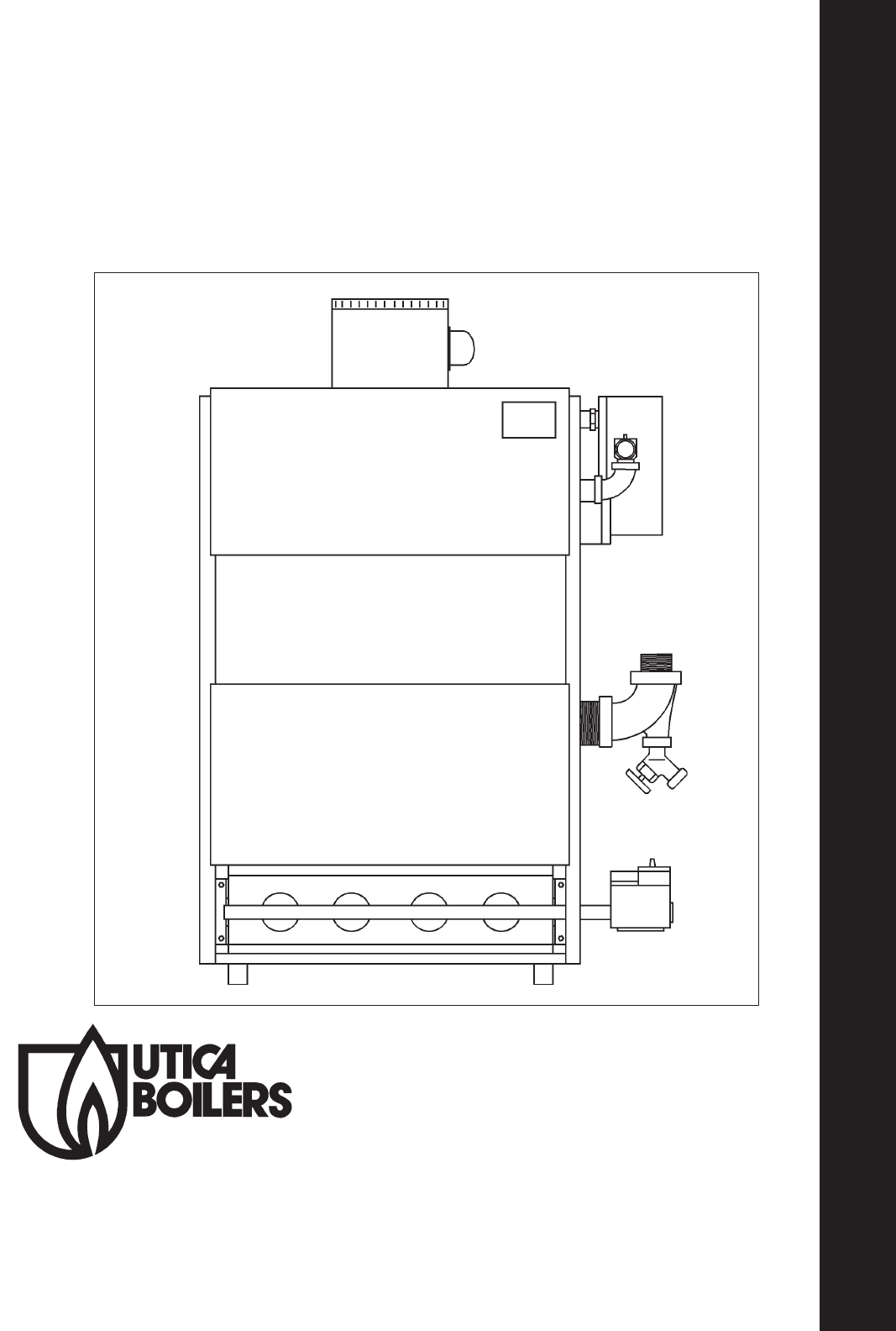 utica boiler gas fired boiler user guide manualsonline com Utica Boiler Water Supply Shut Off Valve