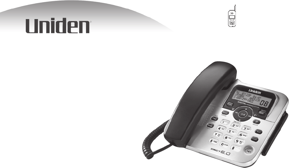 uniden telephone dect1588 user guide manualsonline com rh phone manualsonline com