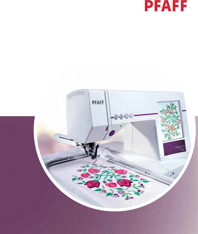 pfaff sewing machine repair manual pdf