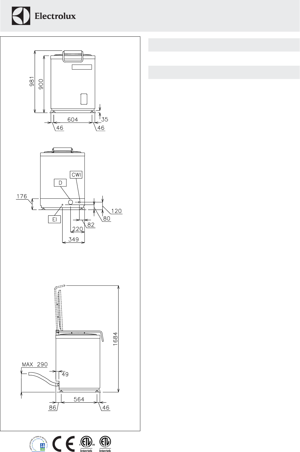 Page 2 Of Electrolux Clothes Dryer Lva100b User Guide Spin Wiring Diagram Manual