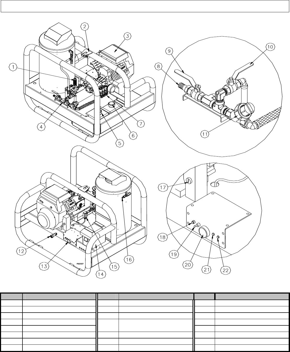 Page 4 Of North Star Pressure Washer M157594i User Guide